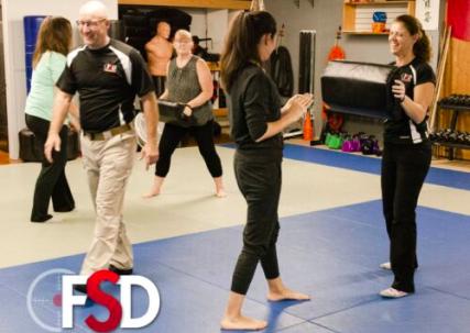 Women's Self Defense Level I Course
