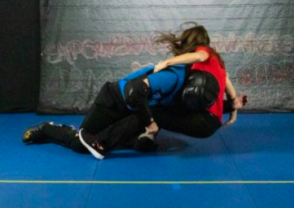 Women's Self Defense Level II Course